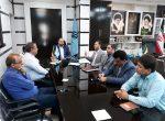 جلسه شورای هماهنگی ثبت وقایع حیاتی به ریاست فرماندار