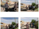 *عملیات بهسازی و لکه گیری  آسفالت منطقه فخاریان انجام شد*