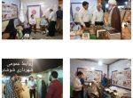 بازدید امام جمعه شهر شوشتر  از نمایشگاه قرآن و عترت