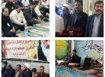تجدید میثاق شهردار و اعضای شورای شهر شوشتر با آرمانهای امام خمینی (ره)