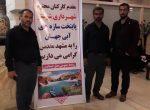 اعزام اولین اکیپ از پرسنل شهرداری شوشتر به تور زیارتی مشهد مقدس