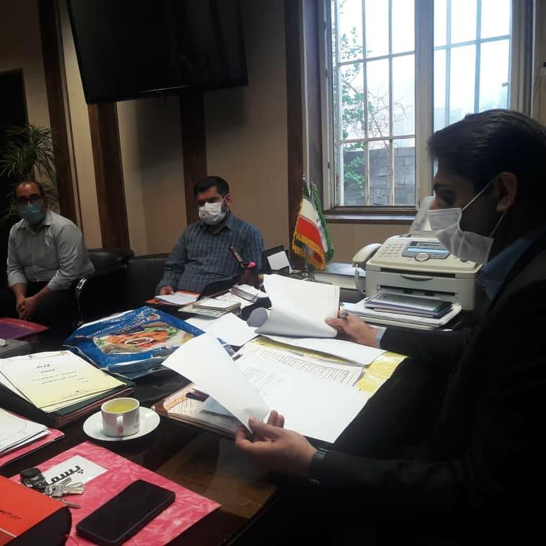 برگزاری جلسه ملاقات عمومی شهردار کهن شهر شوشتر  با شهروندان